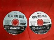 METAL GEAR SOLID THE TWIN SNAKES disc 1 & 2